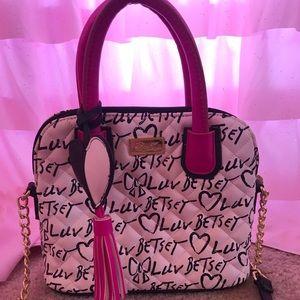 Betsey Johnson shoulder bag!